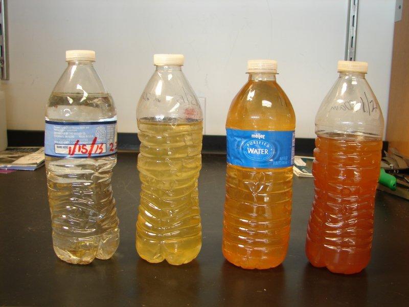 Flint Water Lead