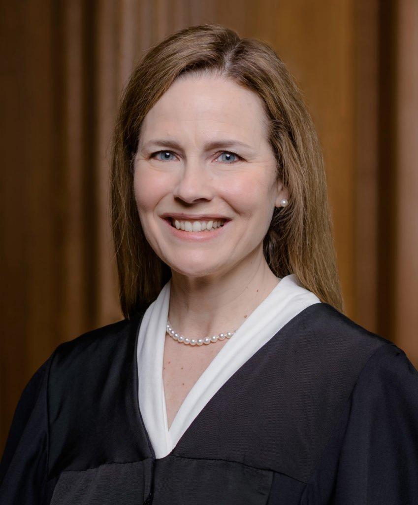 Емі Коні Барретт, як і 5 її колег, була призначена президентом, який програв всенародне голосування.